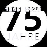 75-jähriges Jubiläum